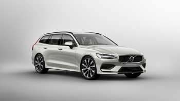 87 The Volvo V60 2019 Engine