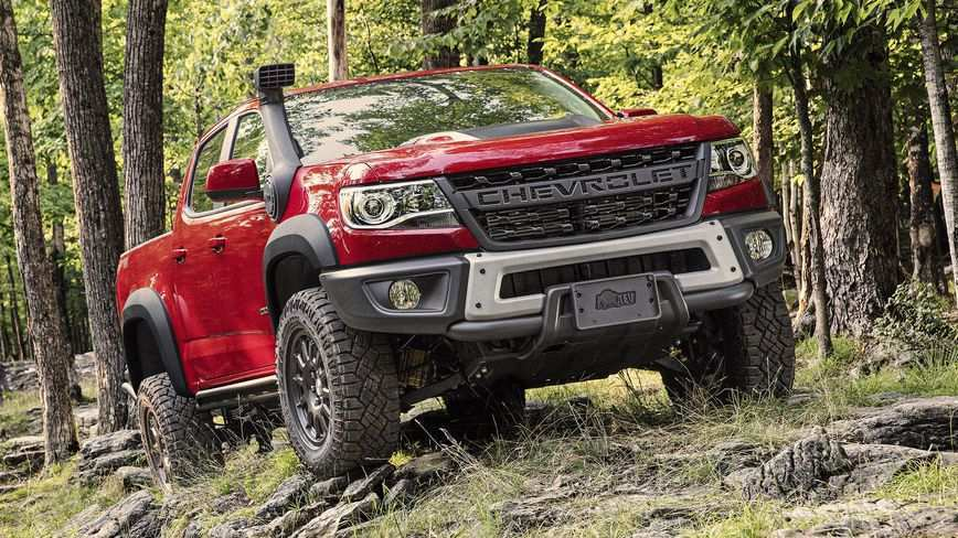 88 A 2019 Chevy Colorado Going Launched Soon Wallpaper