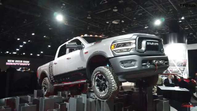 88 A 2019 Dodge Power Wagon Release Date And Concept