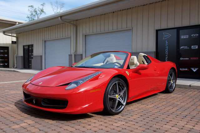 88 A 2019 Ferrari 458 Spider Price
