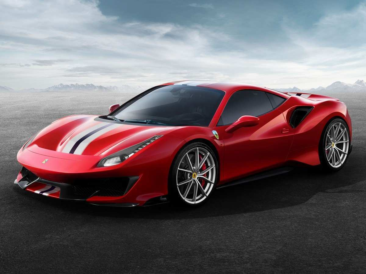 88 A 2019 Ferrari 488 Pista For Sale Images