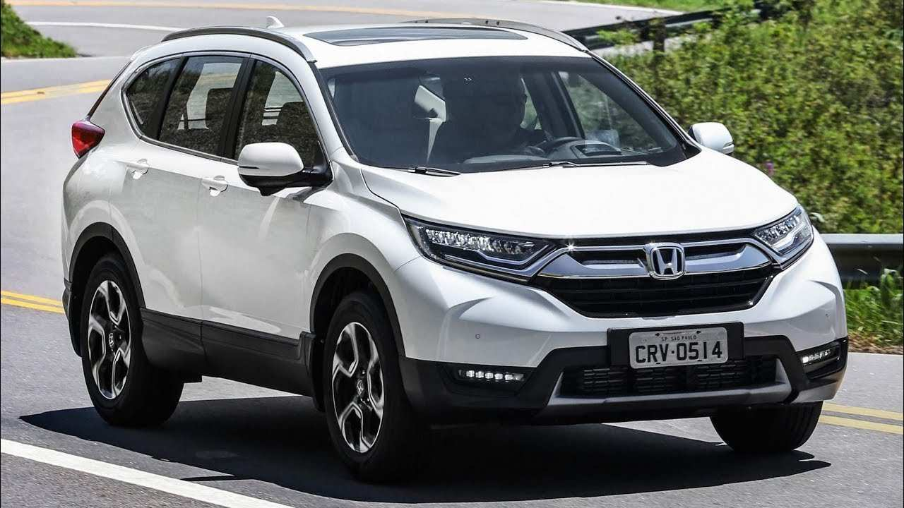 88 A 2019 Honda CRV Spesification