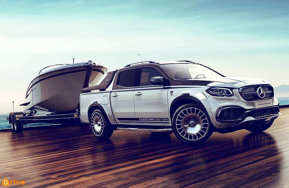 88 A 2019 Mercedes X Class Release Date And Concept