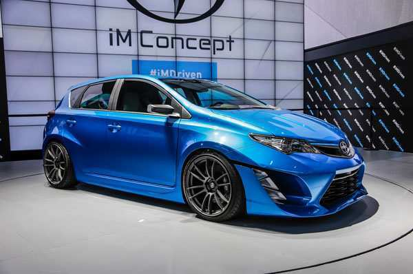 88 A 2019 Scion IM Engine