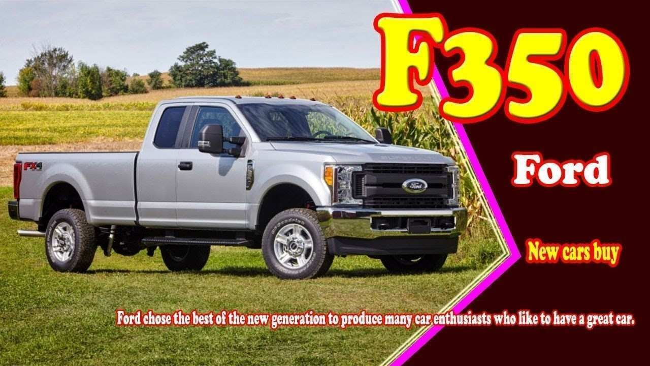 88 A 2019 Spy Shots Ford F350 Diesel Pictures