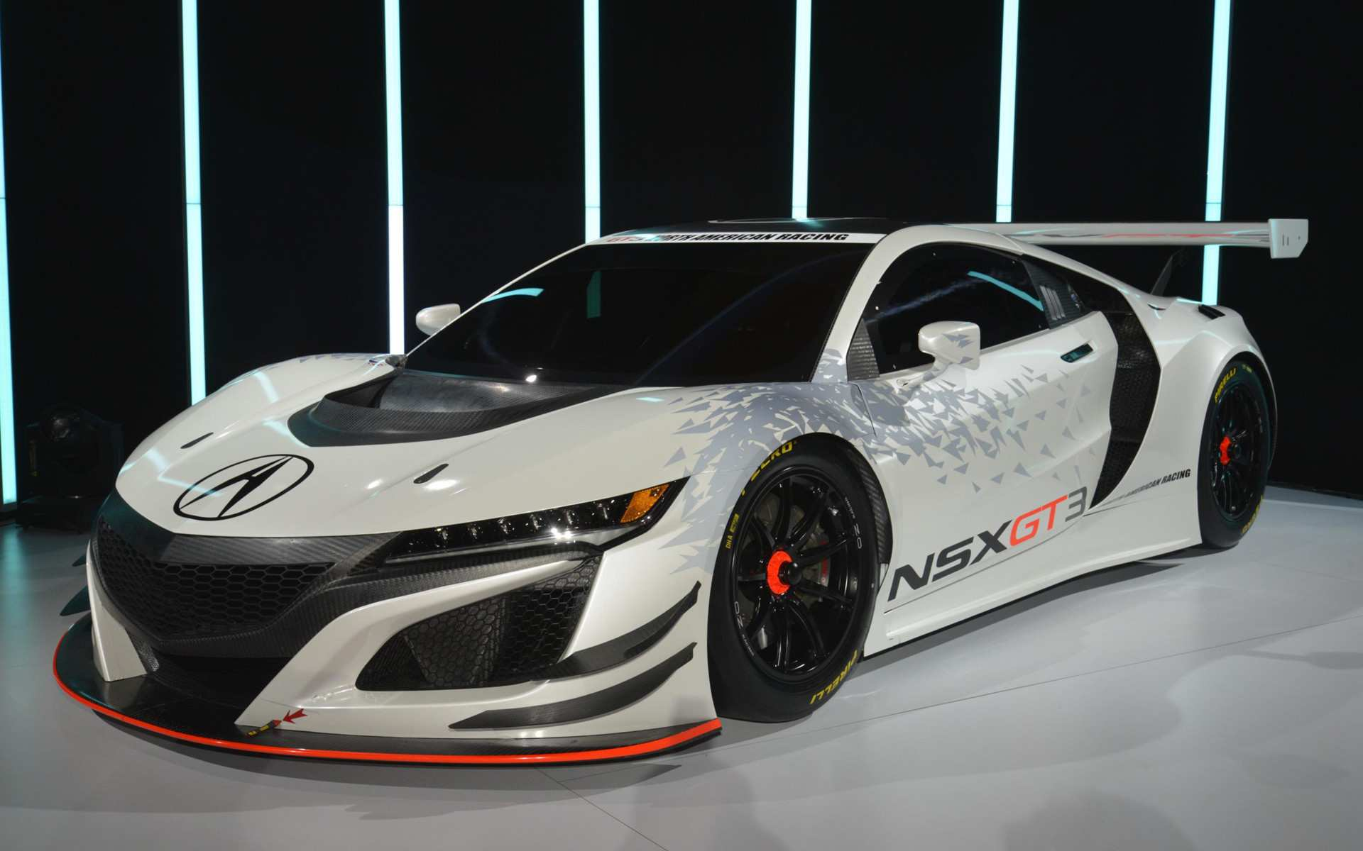 88 A 2020 Acura NSXs Photos