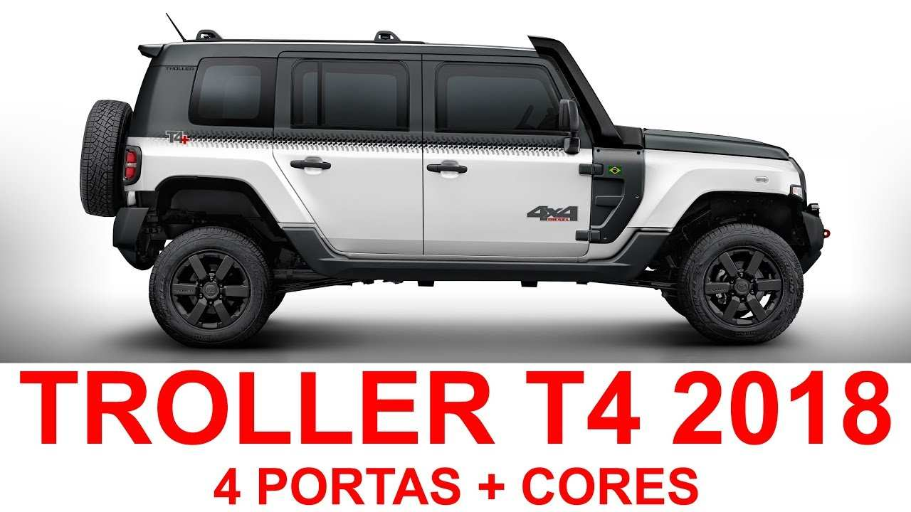 88 A 2020 Ford Troller T4 Redesign And Review