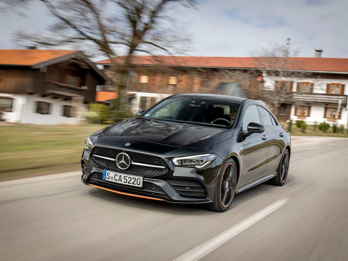 88 A 2020 Mercedes CLA 250 Review