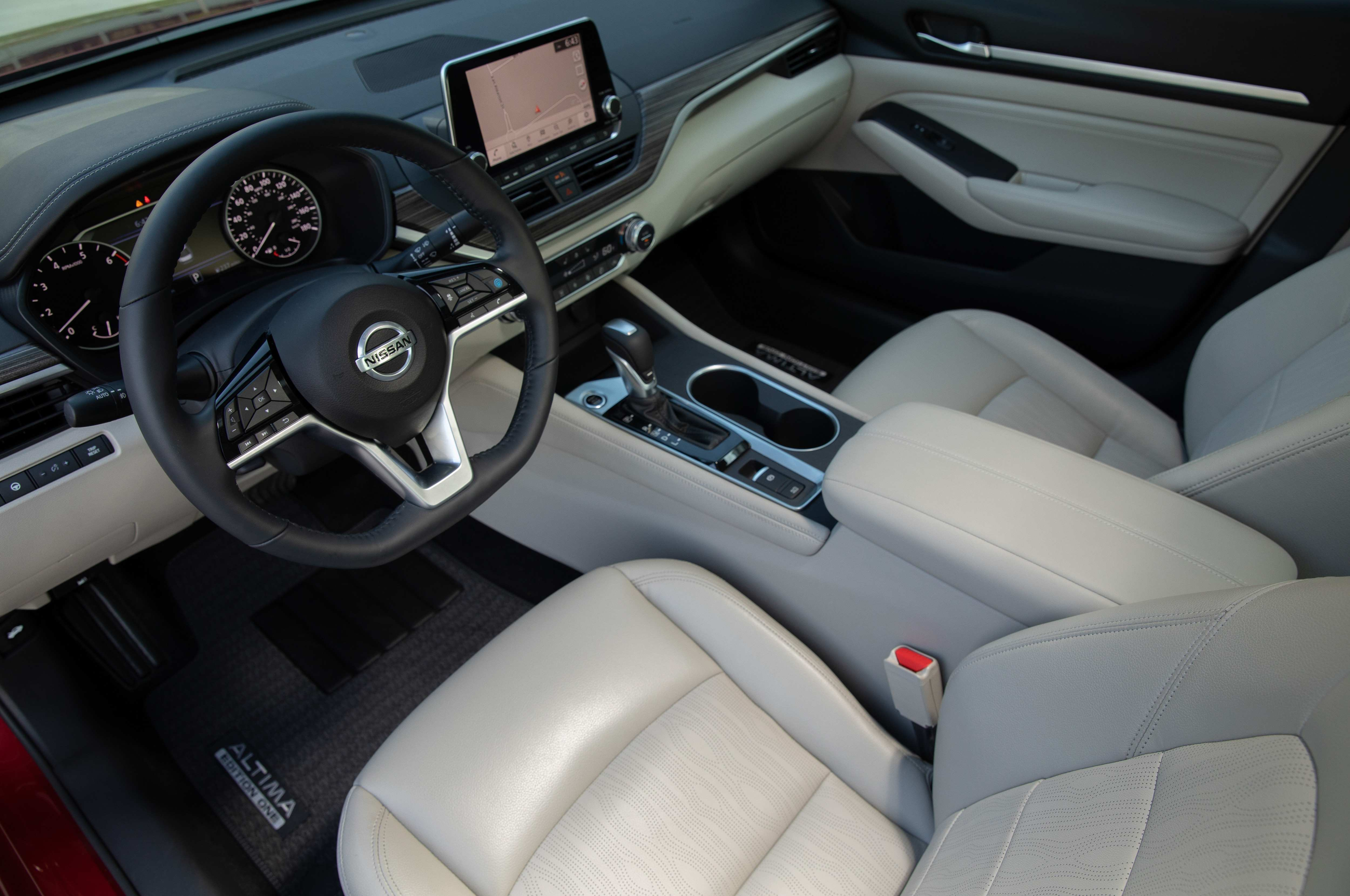 88 A 2020 Nissan Altima New Model And Performance