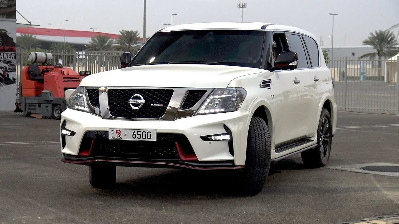 88 A 2020 Nissan Patrol Performance