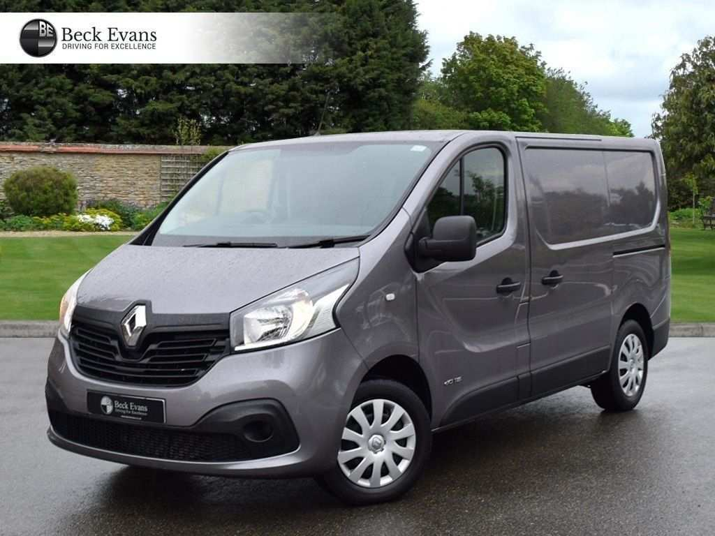 88 A 2020 Renault Trafic Prices