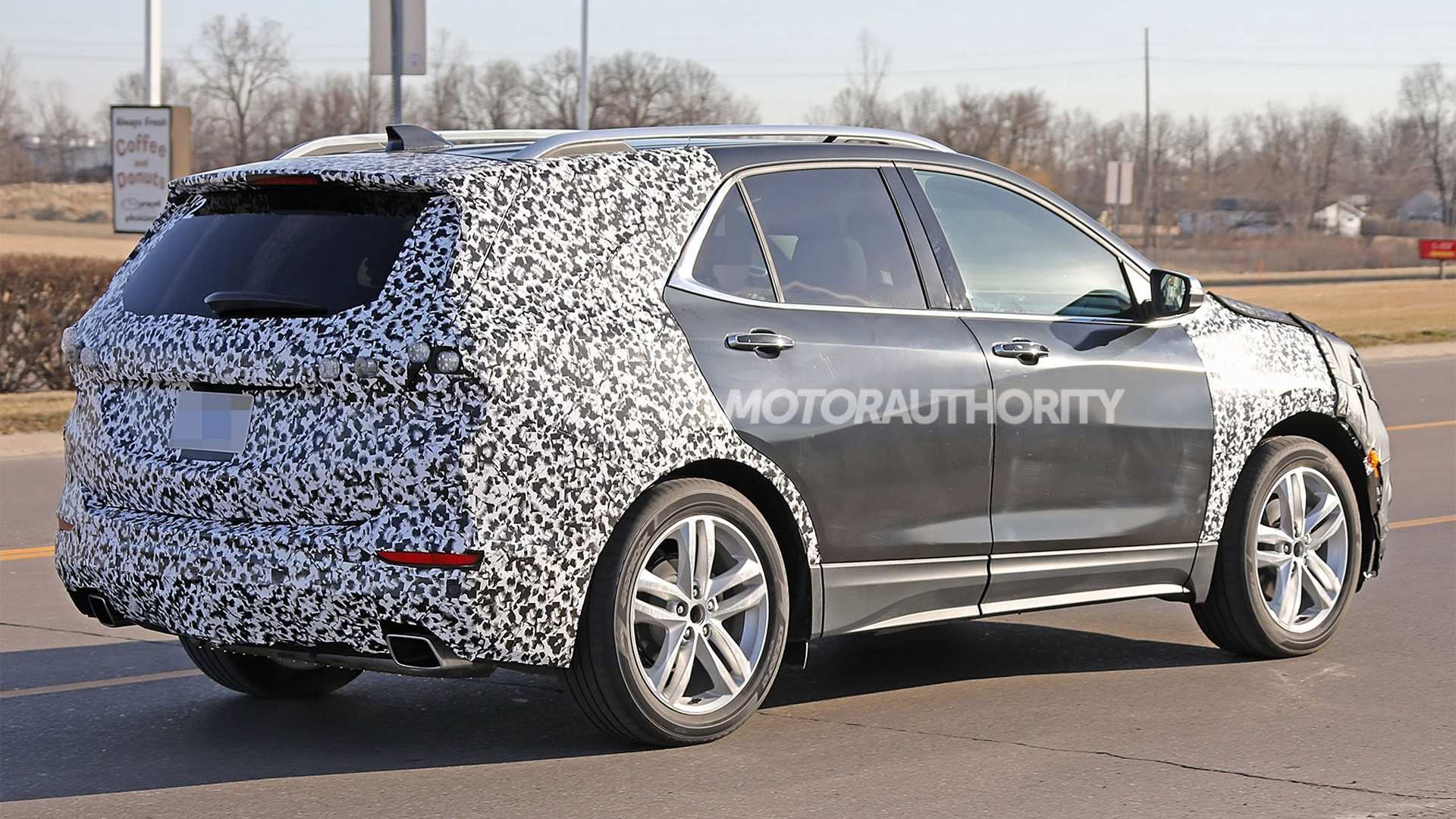 88 A Chevrolet Equinox 2020 Redesign