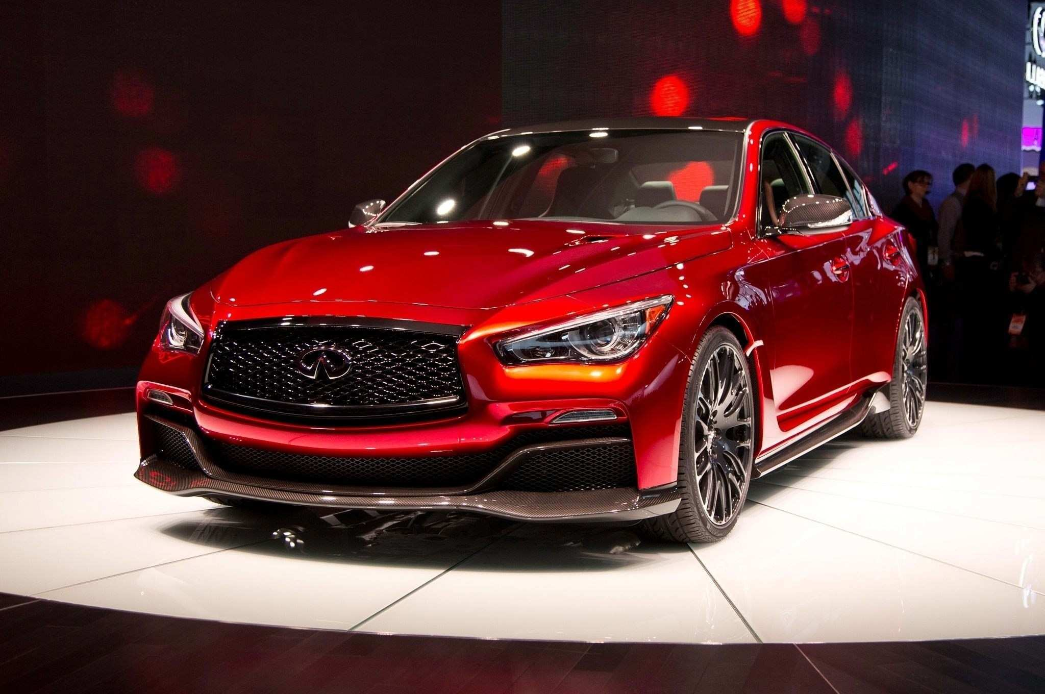 88 A Infiniti Red Sport 2020 Price and Release date