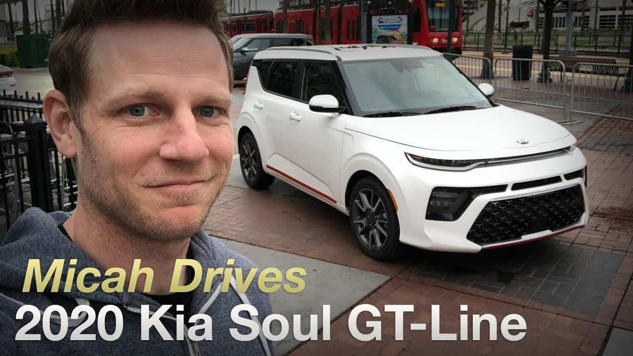 88 A Kia Soul 2020 You Tube Picture