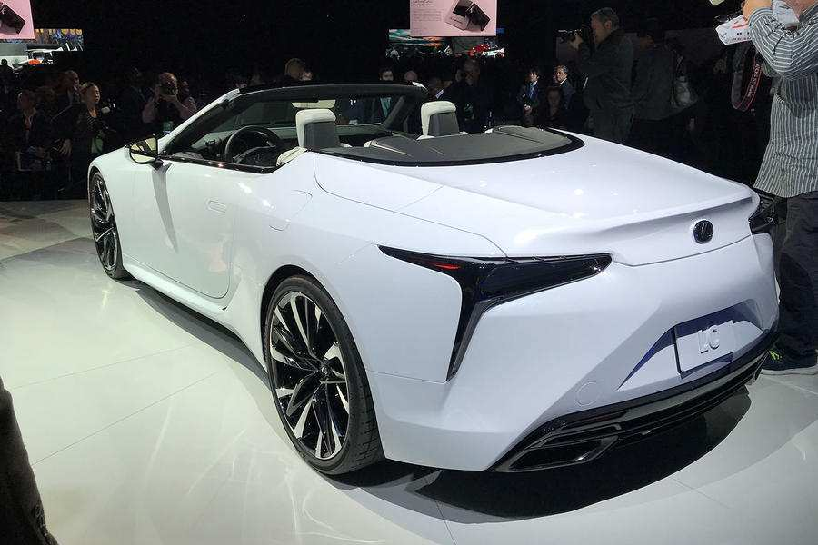 88 A Lexus Convertible 2020 Release Date And Concept