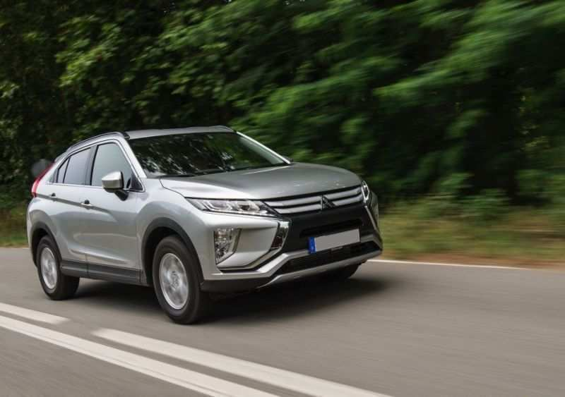 88 A Mitsubishi Eclipse Cross Hybrid 2020 Performance