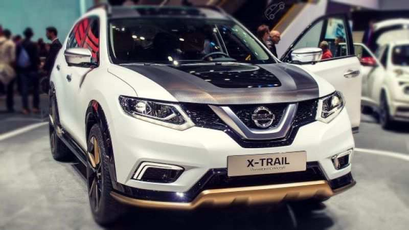 88 A Nissan X Trail 2020 Research New