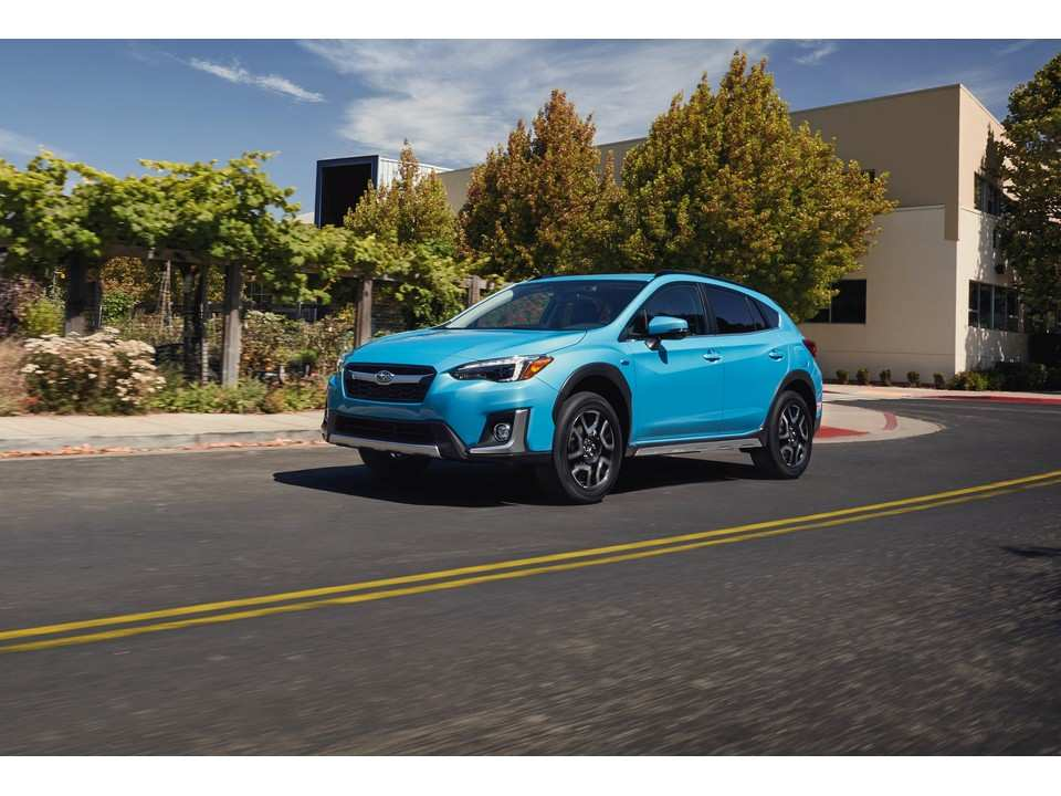 88 A Subaru Electric Car 2019 Redesign
