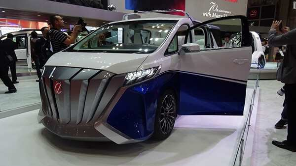 88 A Toyota Alphard 2020 New Model And Performance