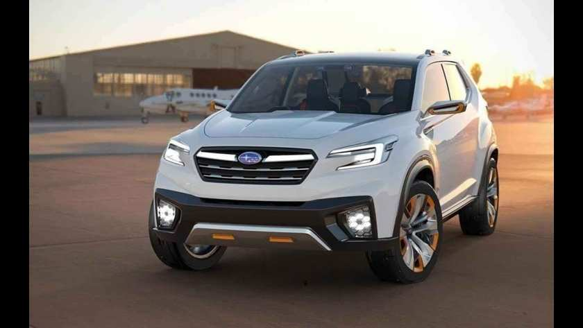 88 A Tribeca Subaru 2019 Research New