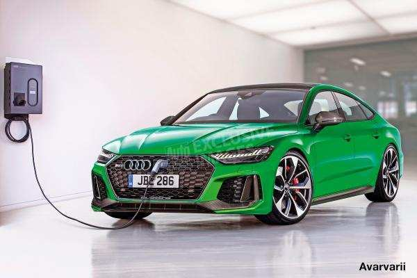 88 All New 2019 Audi Rs7 Price Design And Review