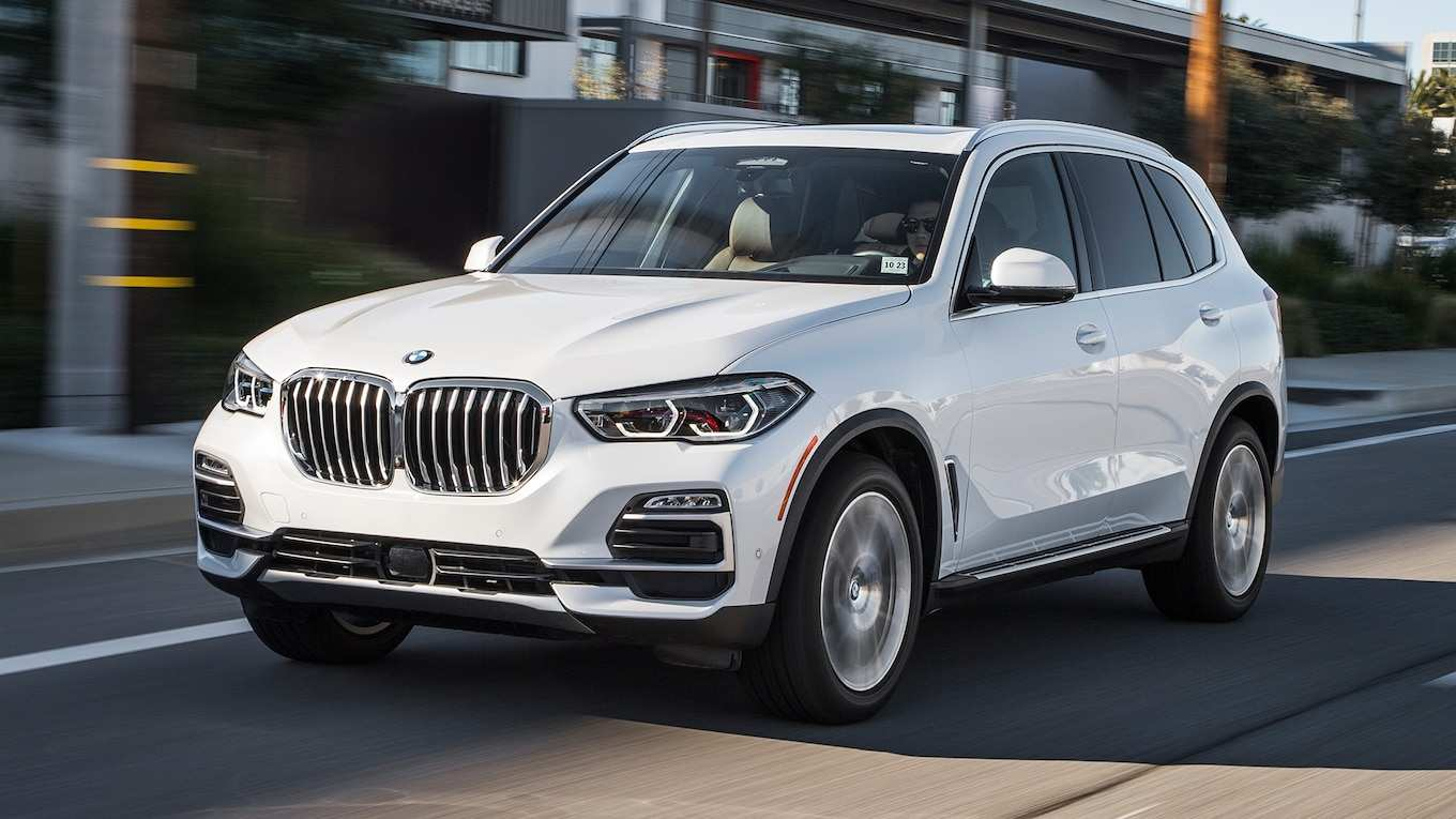 88 All New 2019 BMW X5 Performance And New Engine