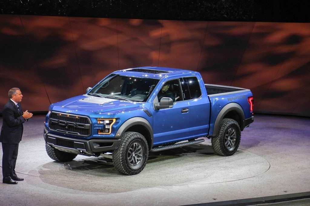 88 All New 2019 Ford Svt Bronco Raptor Spesification