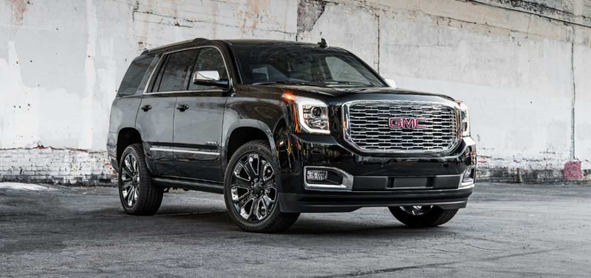 88 All New 2019 GMC Yukon XL Photos
