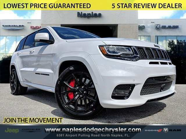 88 All New 2019 Grand Cherokee Srt Release Date And Concept