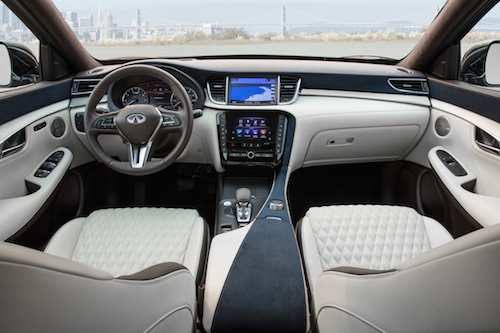 88 All New 2019 Infiniti Qx50 Luxe Interior Images