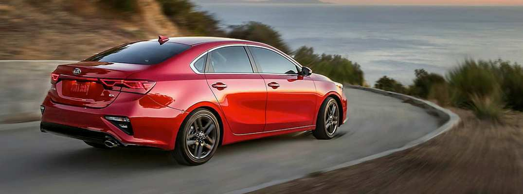88 All New 2019 Kia Forte Redesign And Concept