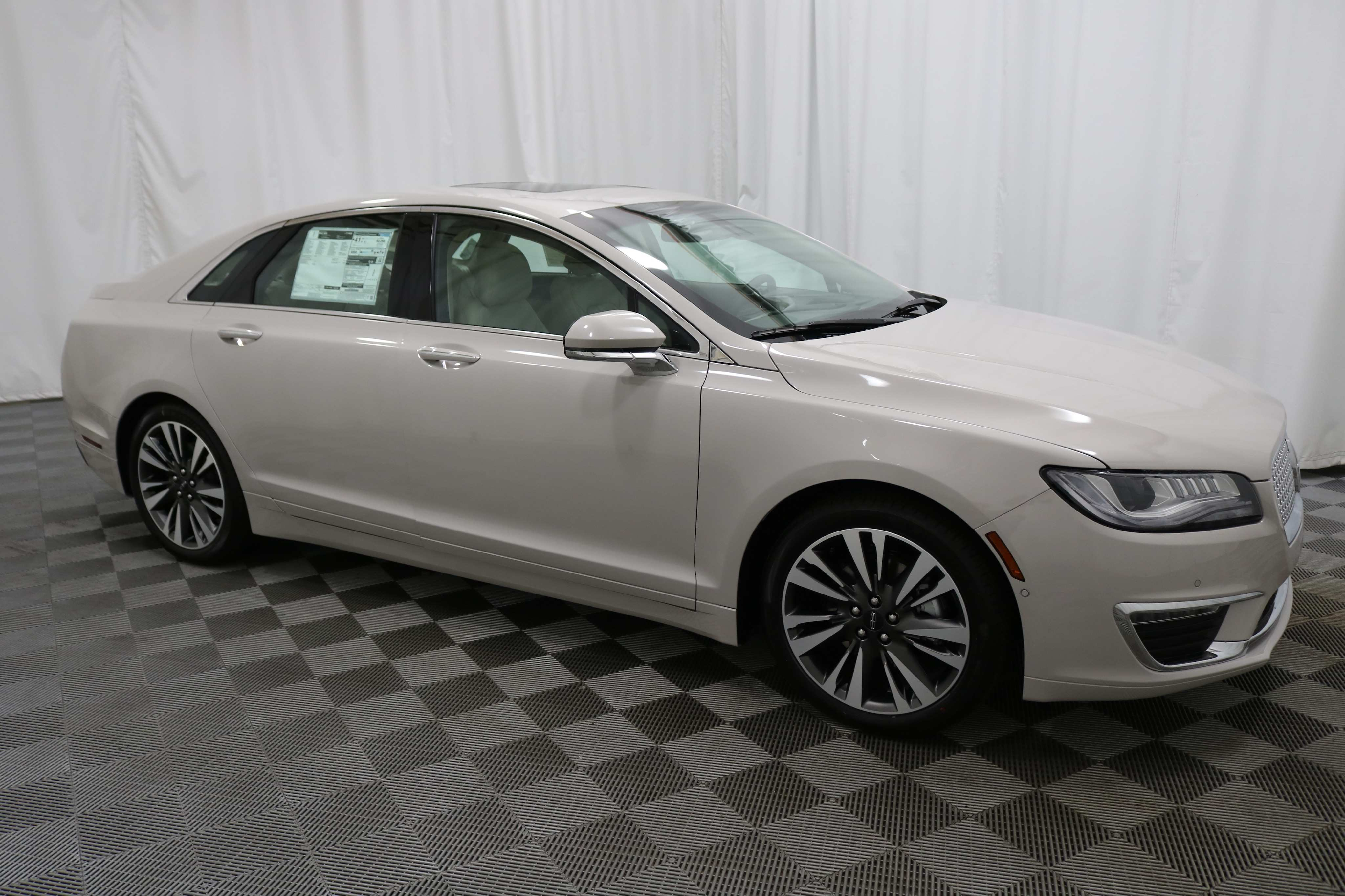 88 All New 2019 Lincoln MKZ Hybrid Performance And New Engine
