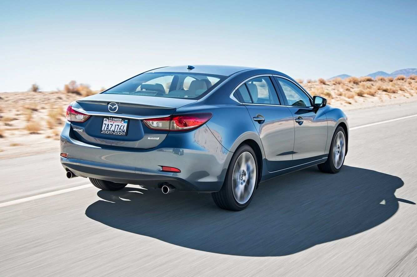 88 All New 2019 Mazda 6 Turbo 0 60 Price And Review