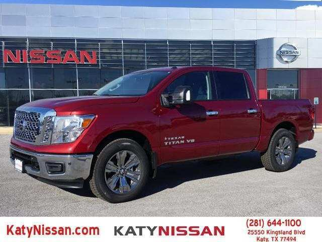 88 All New 2019 Nissan Titan Interior 2 First Drive
