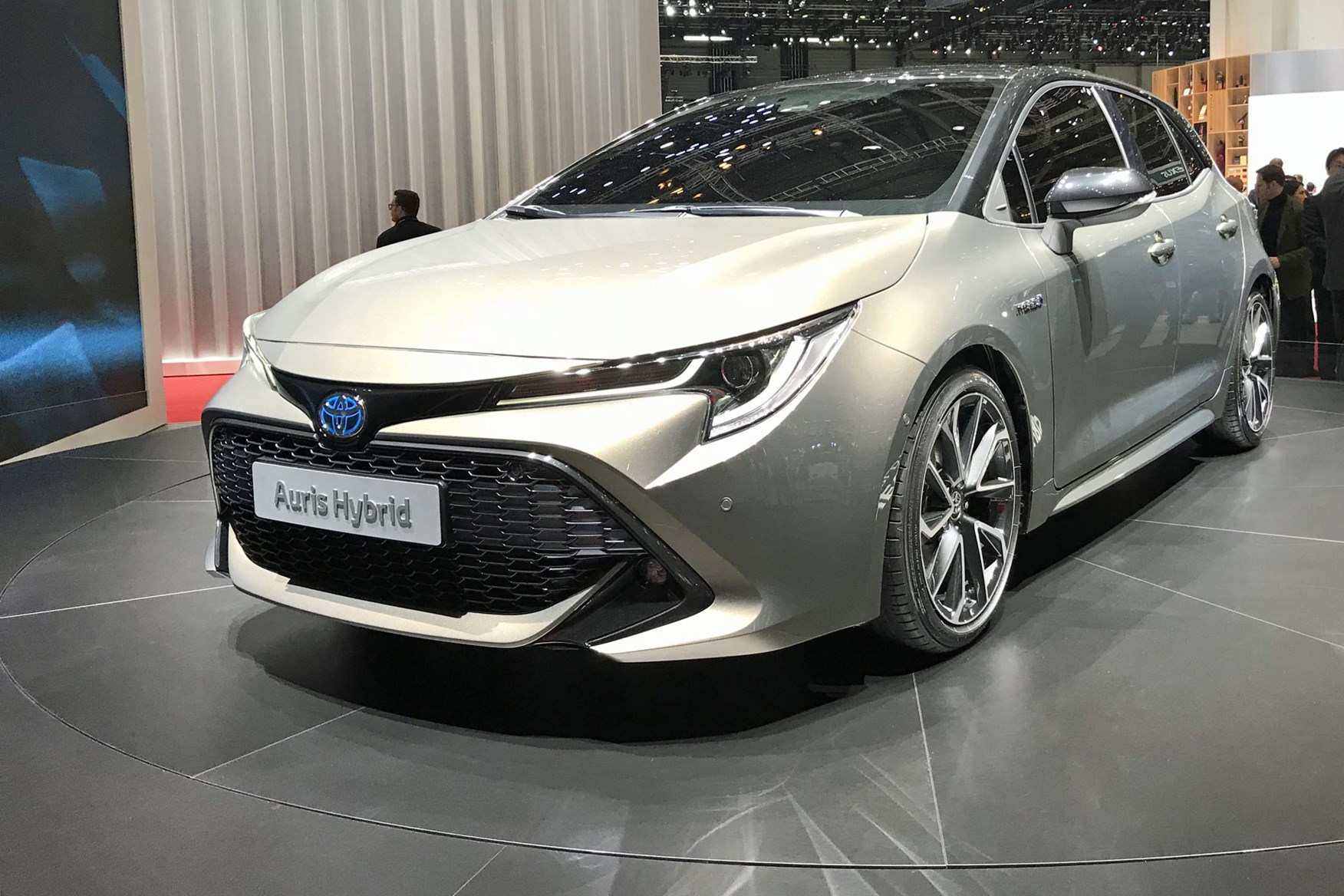 88 All New 2019 Toyota Auris Speed Test