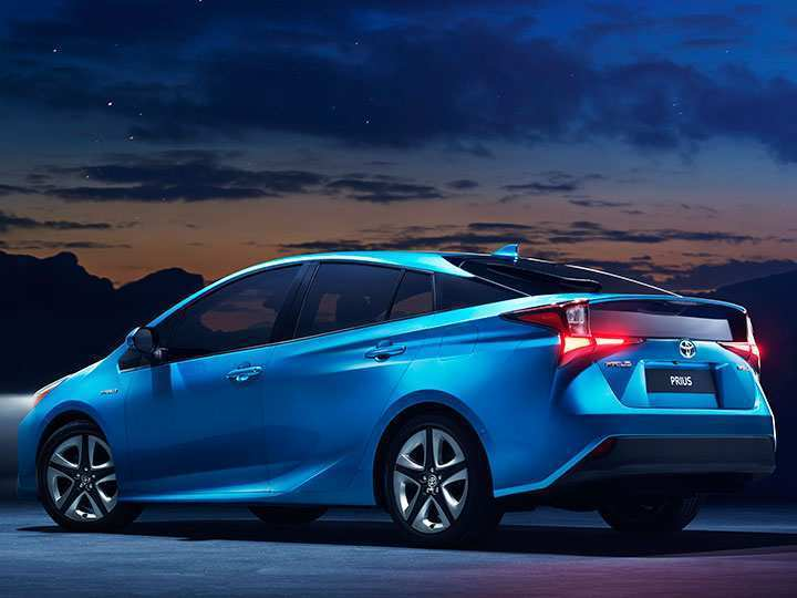 88 All New 2019 Toyota Prius Performance And New Engine