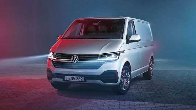 88 All New 2019 VW Transporter Research New