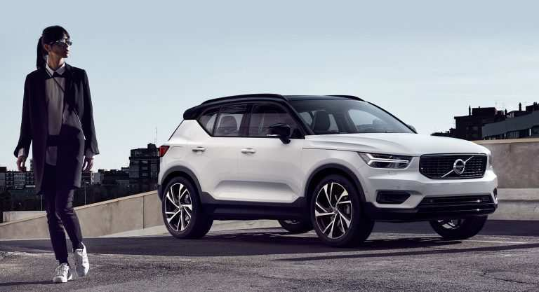 88 All New 2019 Volvo Xc40 Owners Manual Redesign And Review