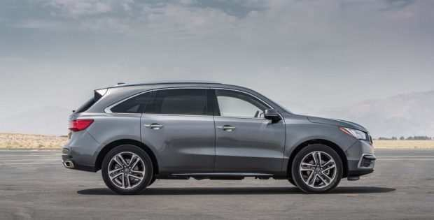 88 All New 2020 Acura Mdx Rumors Specs