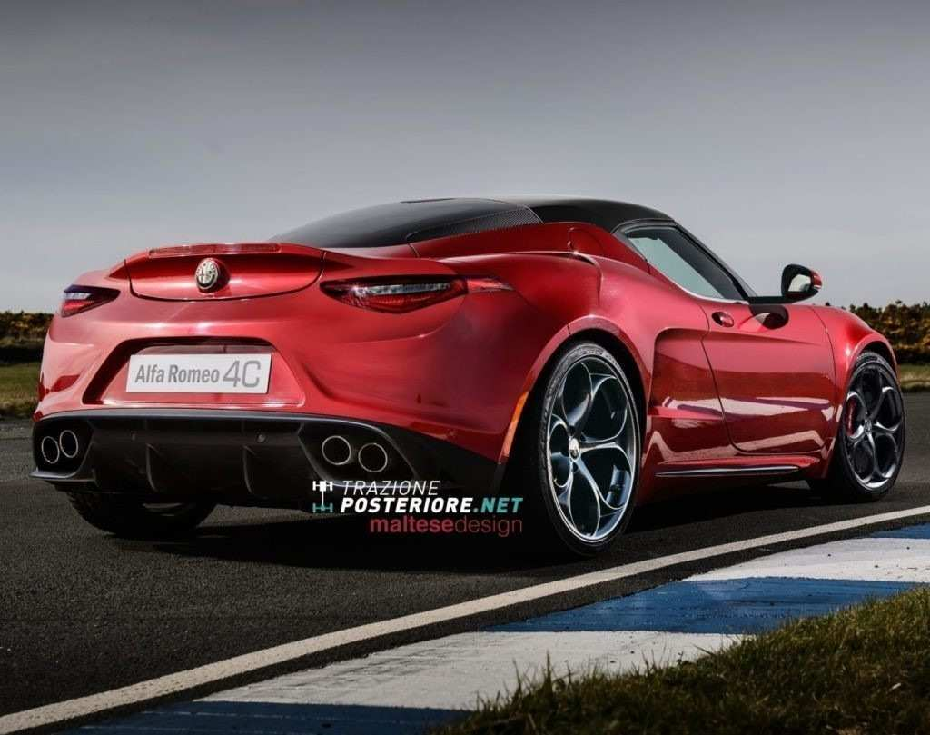 88 All New 2020 Alfa Romeo Duetto New Model And Performance