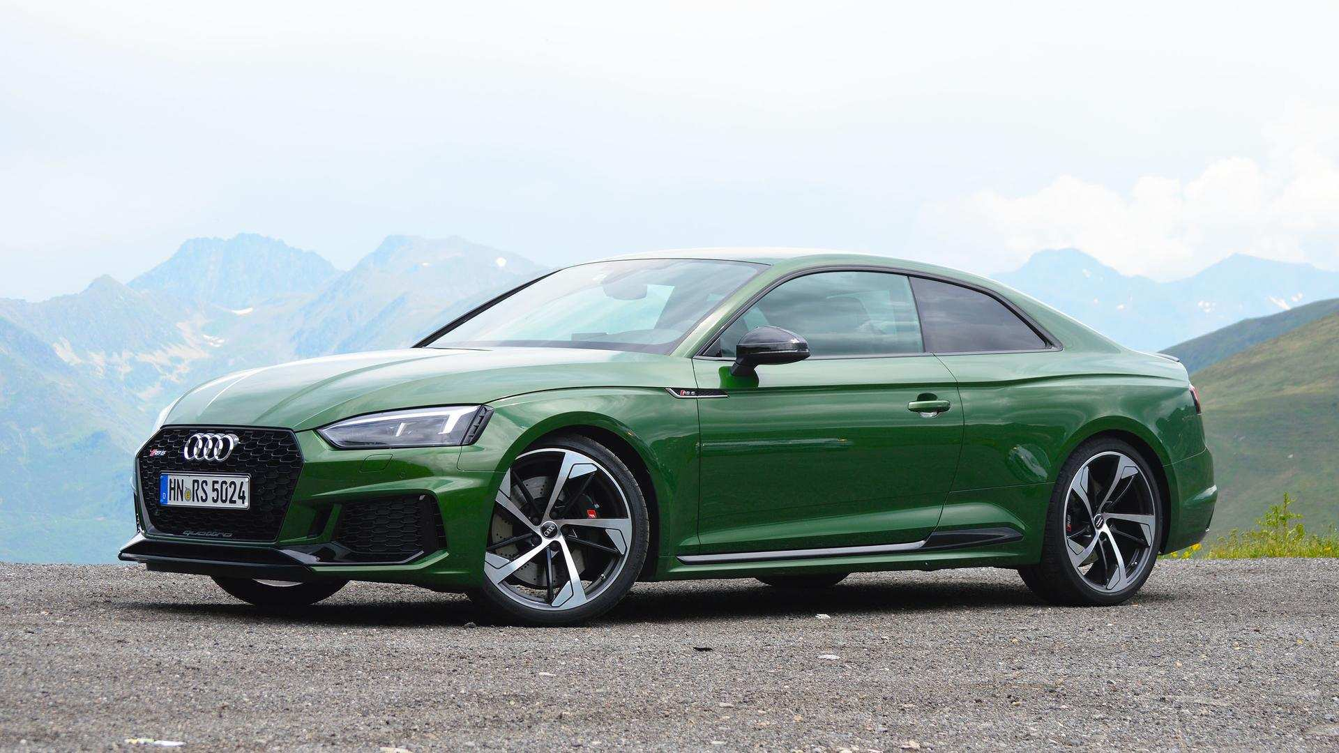 88 All New 2020 Audi Rs5 Release Date And Concept