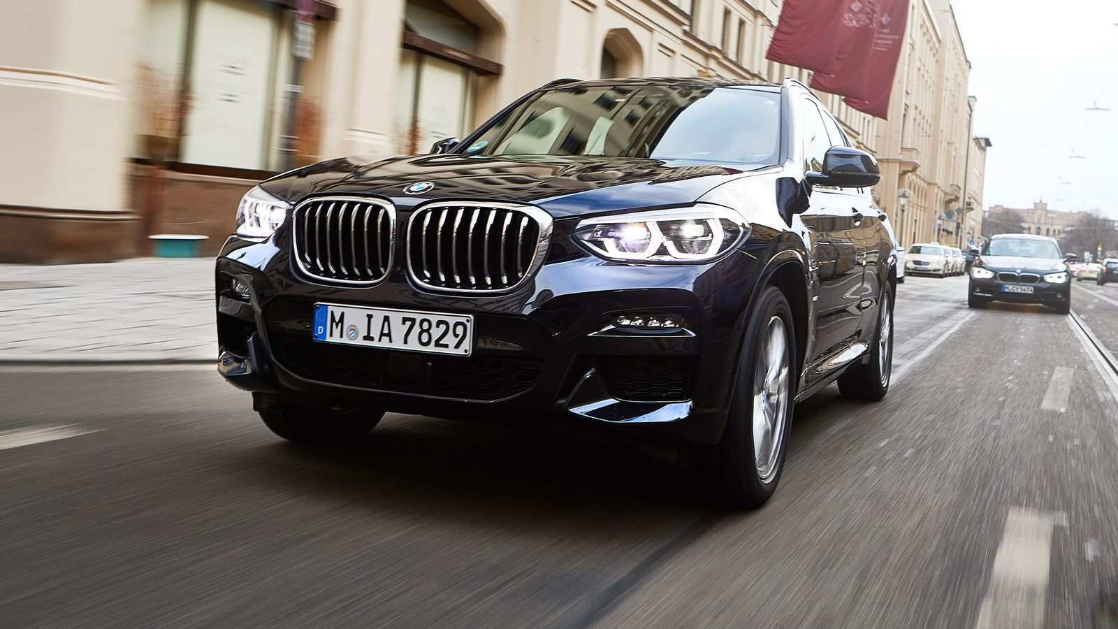 88 All New 2020 BMW X3 Performance