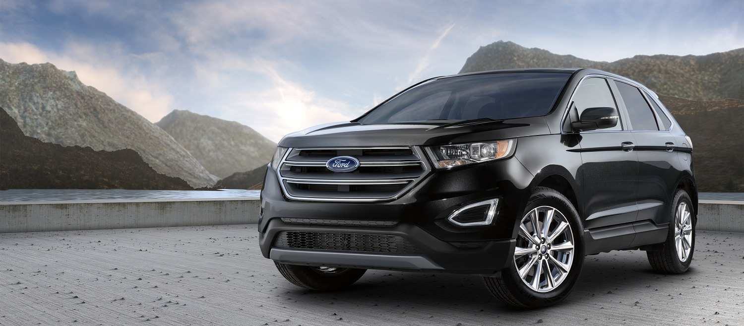 88 All New 2020 Ford Edge Redesign