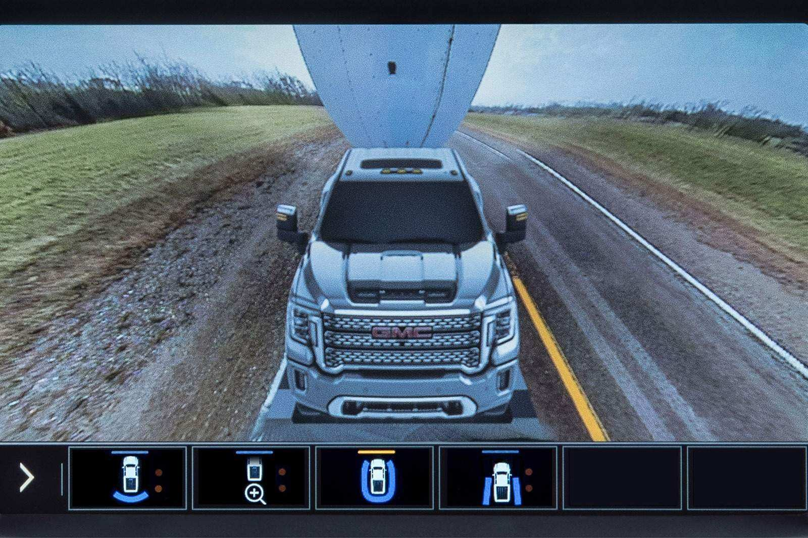 88 All New 2020 GMC 2500Hd Heads Up Display Spesification
