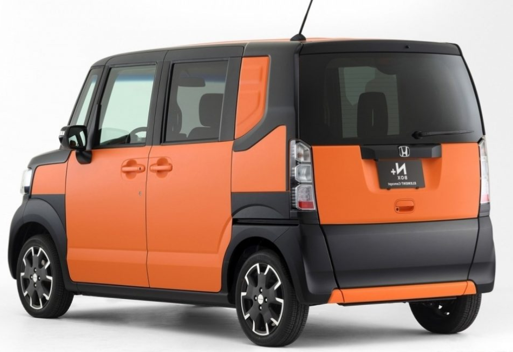 88 All New 2020 Honda Element Research New
