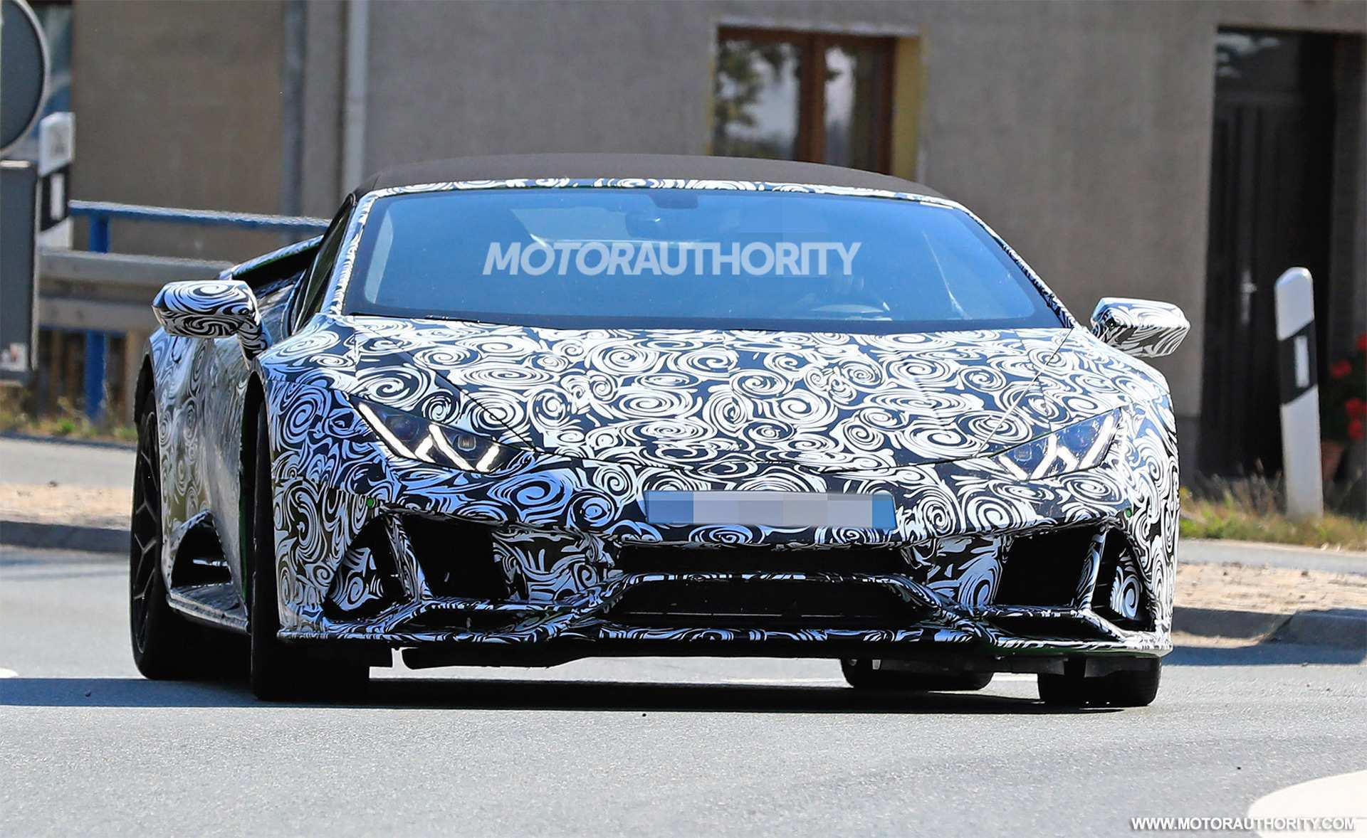 88 All New 2020 Lamborghini Huracan Spy Shoot