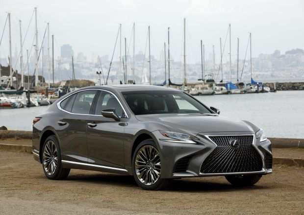 88 All New 2020 Lexus ES Engine
