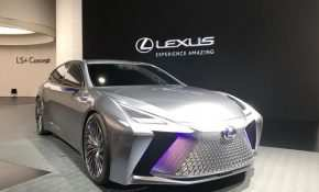 88 All New 2020 Lexus LS Ratings