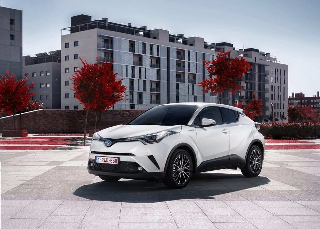 88 All New 2020 Toyota C Hr Compact Model