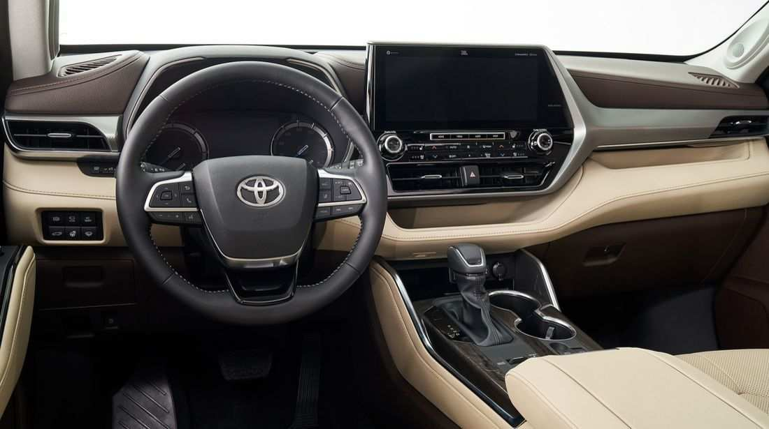 88 All New 2020 Toyota Highlander Concept